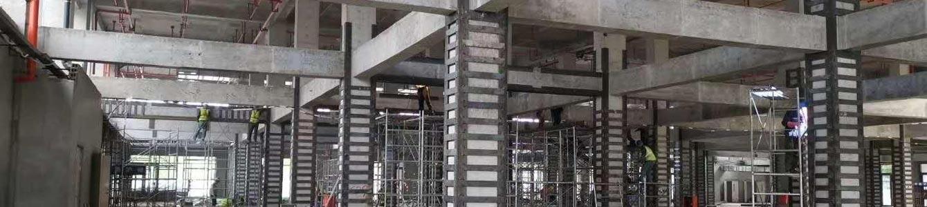 مرمت ، تعمیر و محافظت از سازه ها