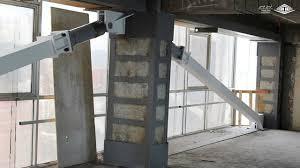 مقاوم سازی سازه بتنی با ژاکت فلزی