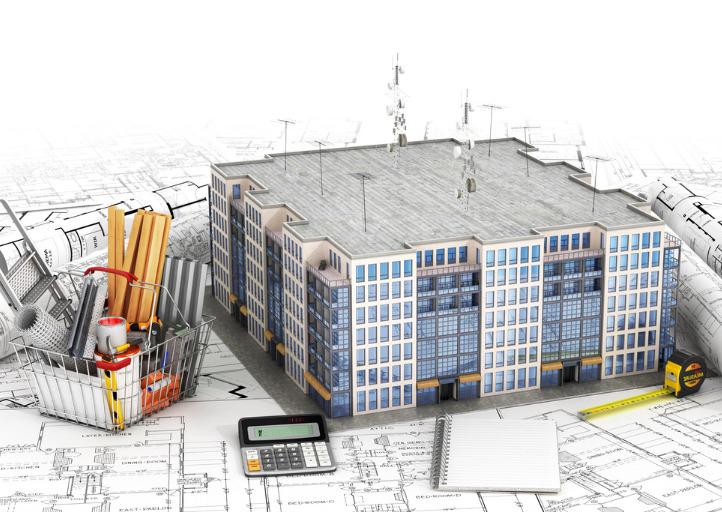 هزینه و مزایای طراحی سازه های فلزی و بتنی